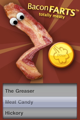 Another fart app! Yawn. *sorry* I mean WTF!